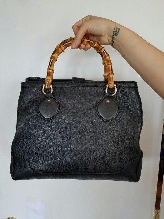 b58df006ffe1 Gucci Diana Bamboo Tote