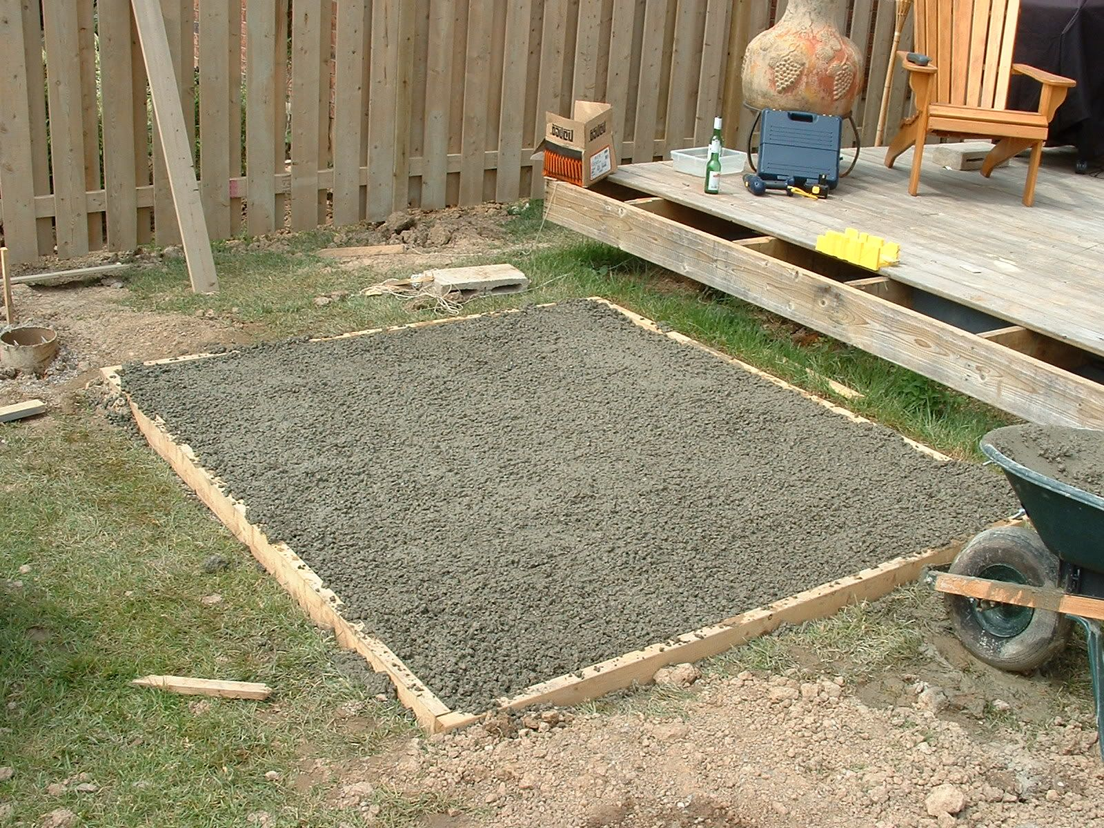 Patio ideas with hot tub - Tips For Creating A Custom Hot Tub Pad