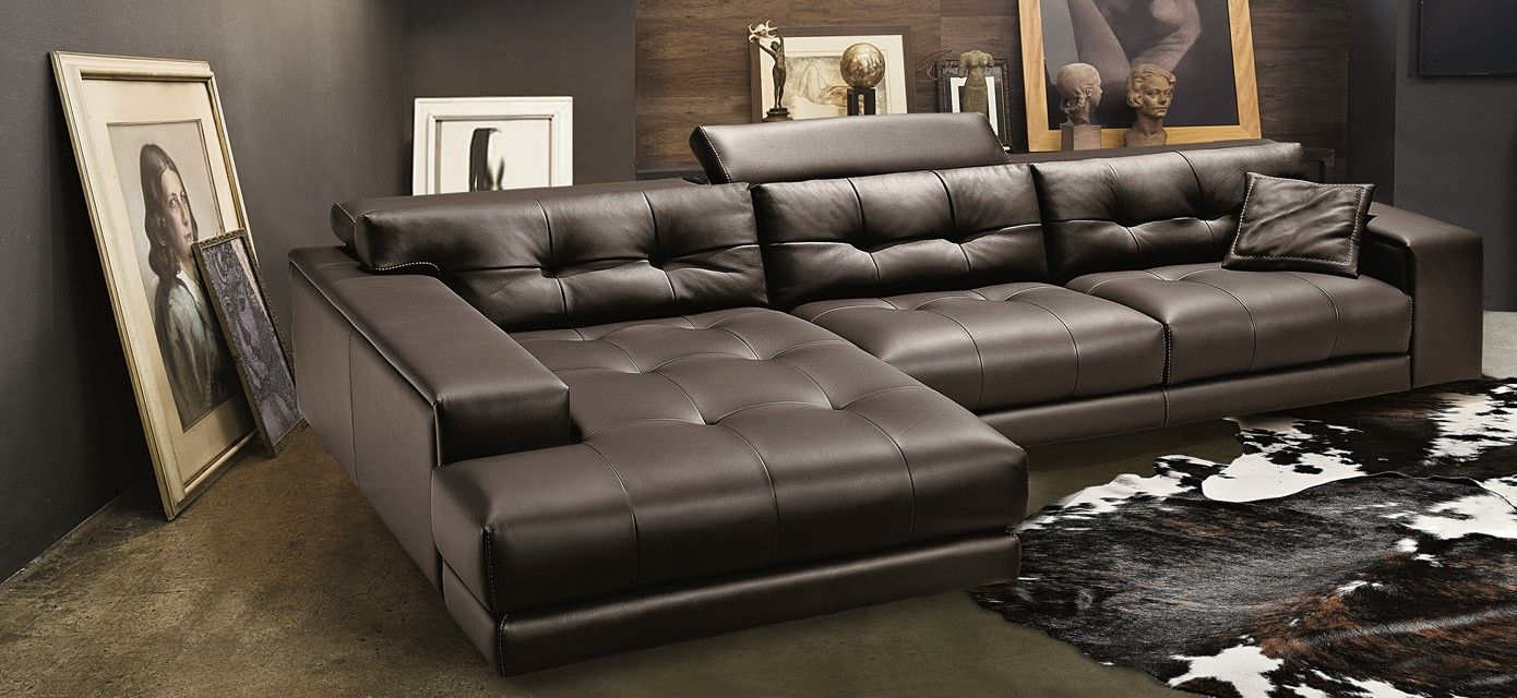 Leather Vs Fabric Sofas Here Is The Guide Colorful Sofa Living Room Leather Sofa Leather Sectional Sofas