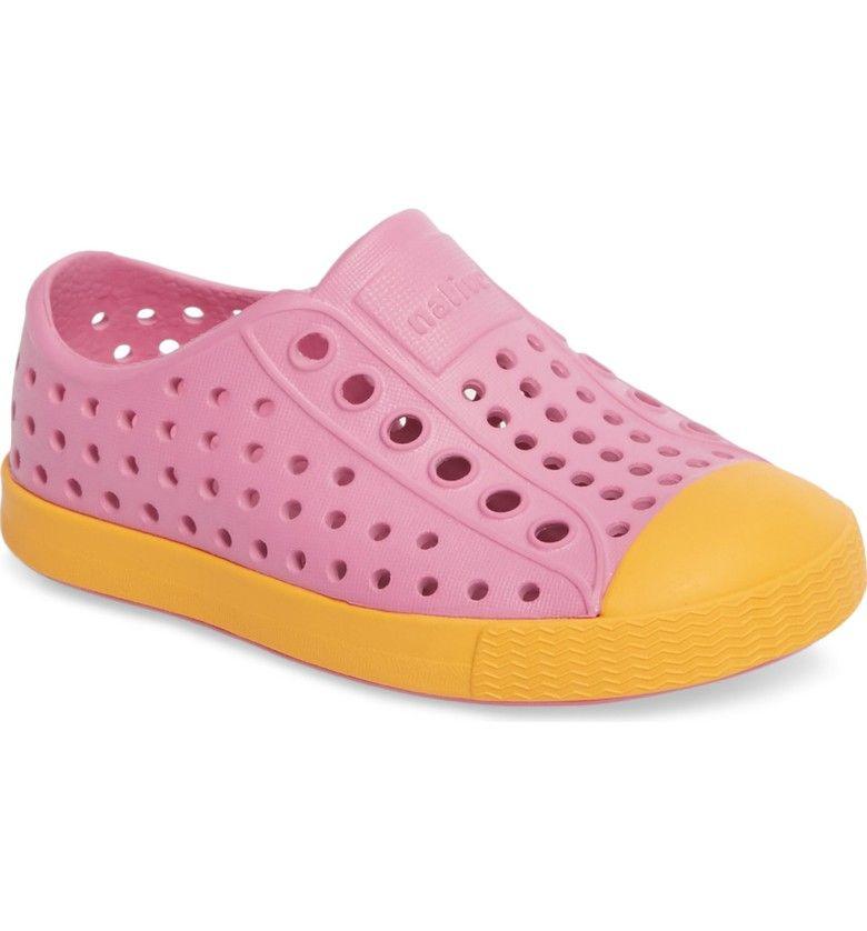 Native shoes jefferson water friendly slipon vegan