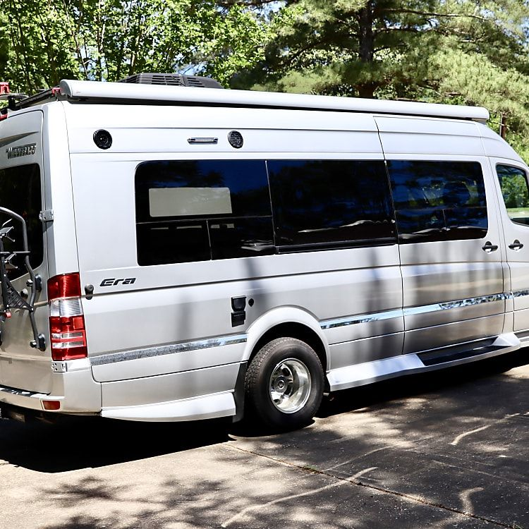 2018 winnebago era motor home class c rental in atlanta