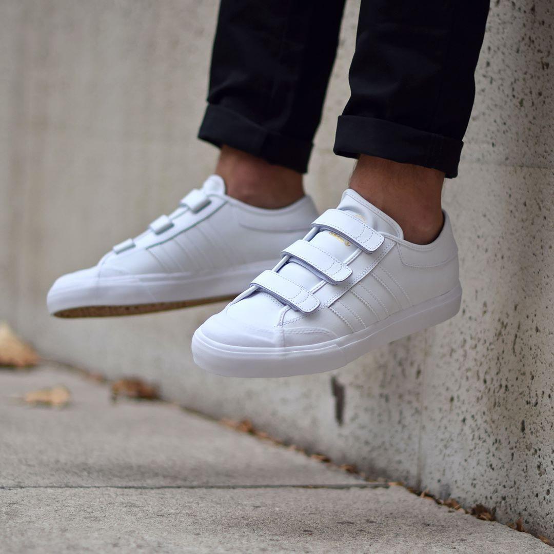 adidas Skateboarding Matchcourt CF White . Disponible Available  SNKRS.COM 3958d9a48