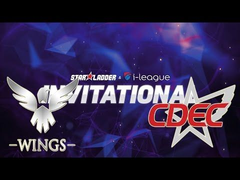 wings vs cdec sl i league invitational 2 dota 2 live streams