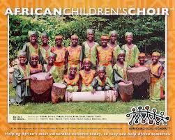 Watch African Childrens Choir    The African Children's Choir is a large choir made up of children ages 7 to 12 from several African nations. Since its inception, the choir has included children from Uganda, Kenya, Rwanda, South Africa, Nigeria, and Ghana. Many of the children have lost one or both parents to AIDS and other poverty-related diseases, and all of them are victims of extreme poverty.    http://theonlytickets.com/ResultsTicket.aspx?evtid=1913690=African+Childrens+Choir