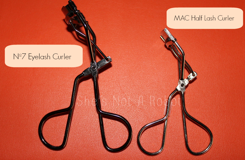 MAC Half Lash Curler [Review].