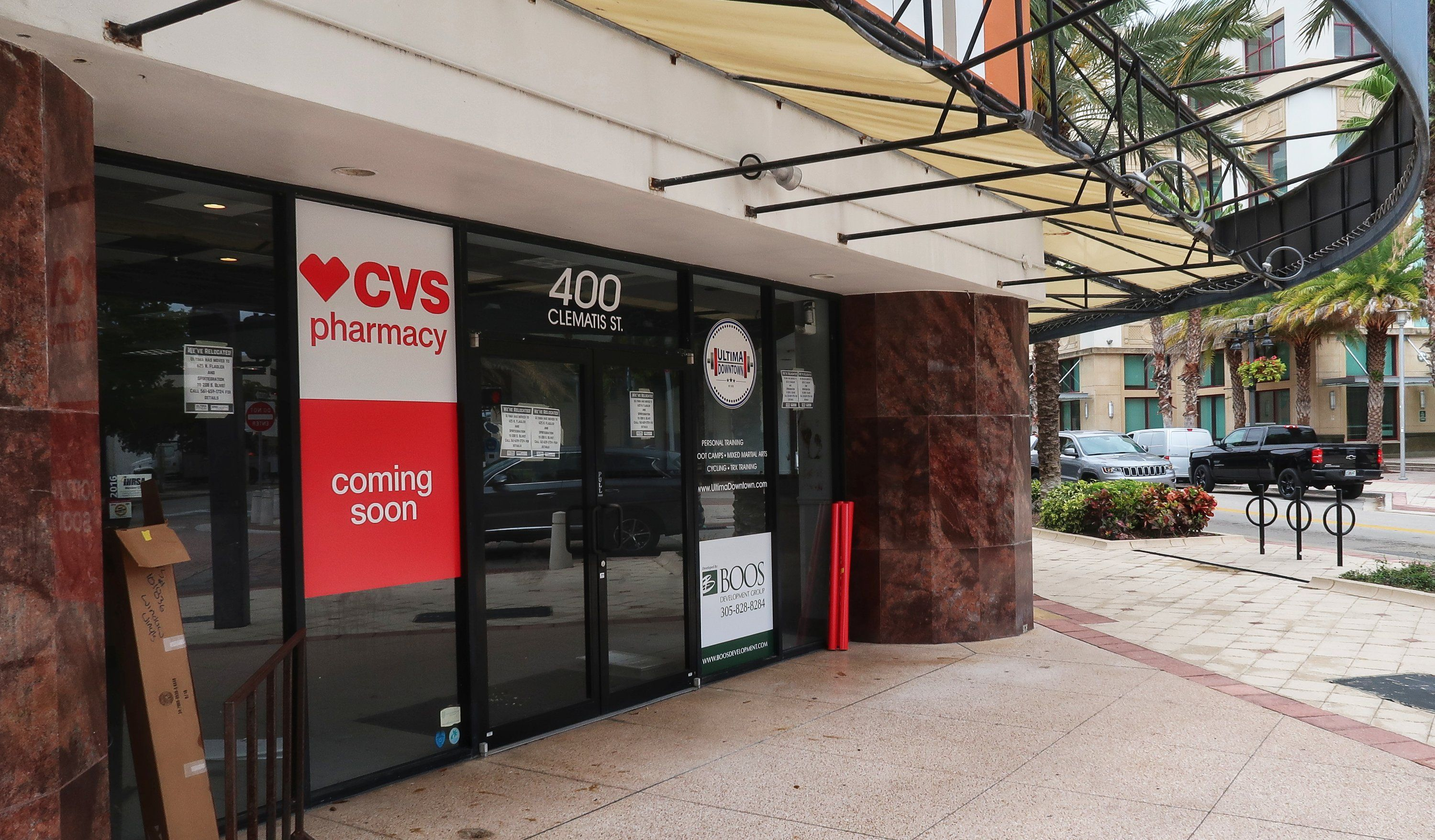 cvs coming soon to 400 clematis st   ilovewpb