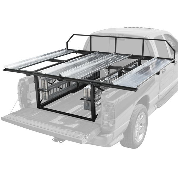 Image Of Alpine Super Rack Trucks New Trucks Truck Bed Accessories