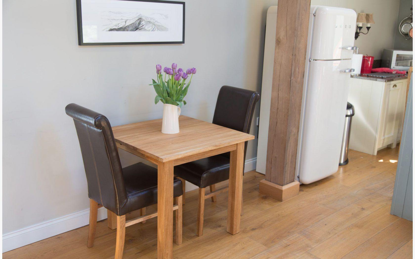 Apartment Größe Esszimmer Sets Kleiner tisch und stühle