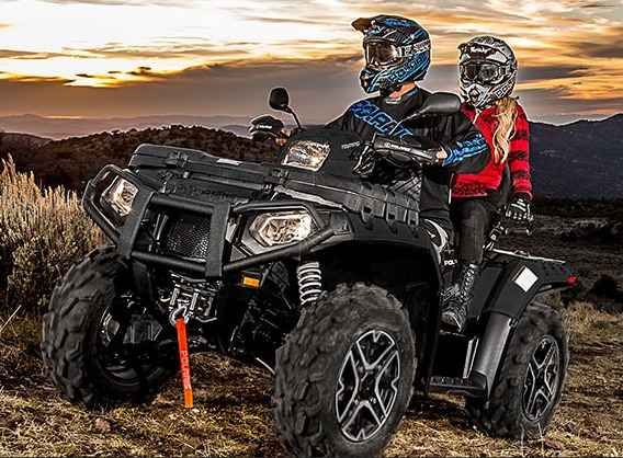 New 2017 Polaris Sportsman® Touring XP 1000 ATVs For Sale in Ohio. BLACK PEARL Powerful 88 horsepower ProStar® 1000 twin EFI engine Premium XP performance package with integrated passenger seat High-performance close-ratio on-demand All-Wheel Drive (AWD)
