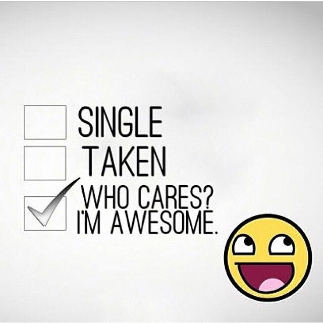 Who Cares Im Awesome Im Awesome Funny Quotes Cute Quotes
