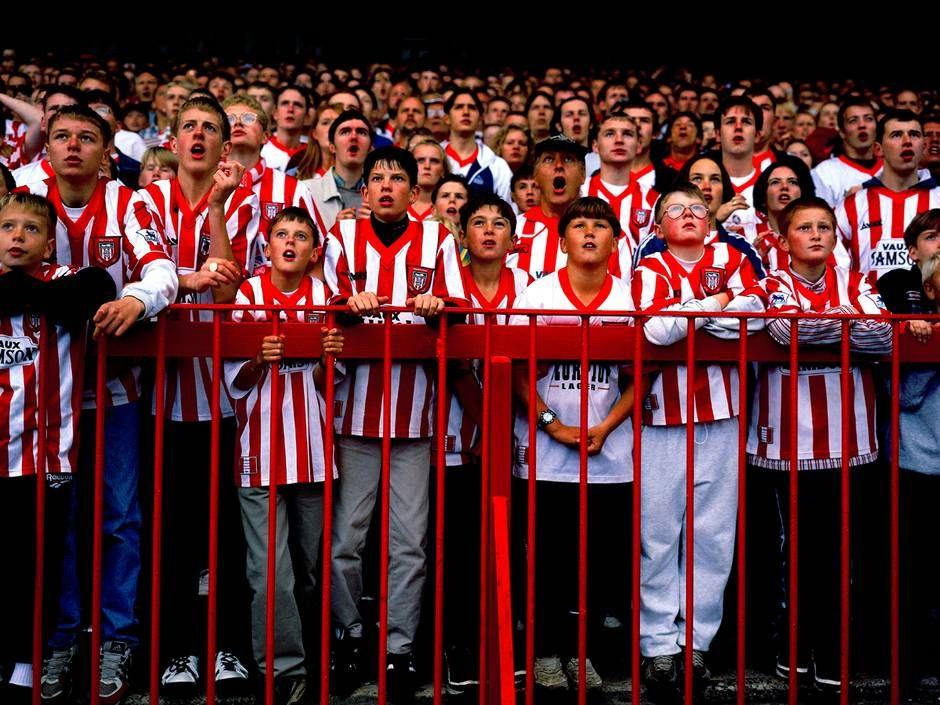 Sunderland Fans.