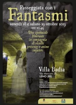 Passeggiata con i Fantasmi a Leno http://www.panesalamina.com/2013/17217-passeggiata-con-i-fantasmi-a-leno.html