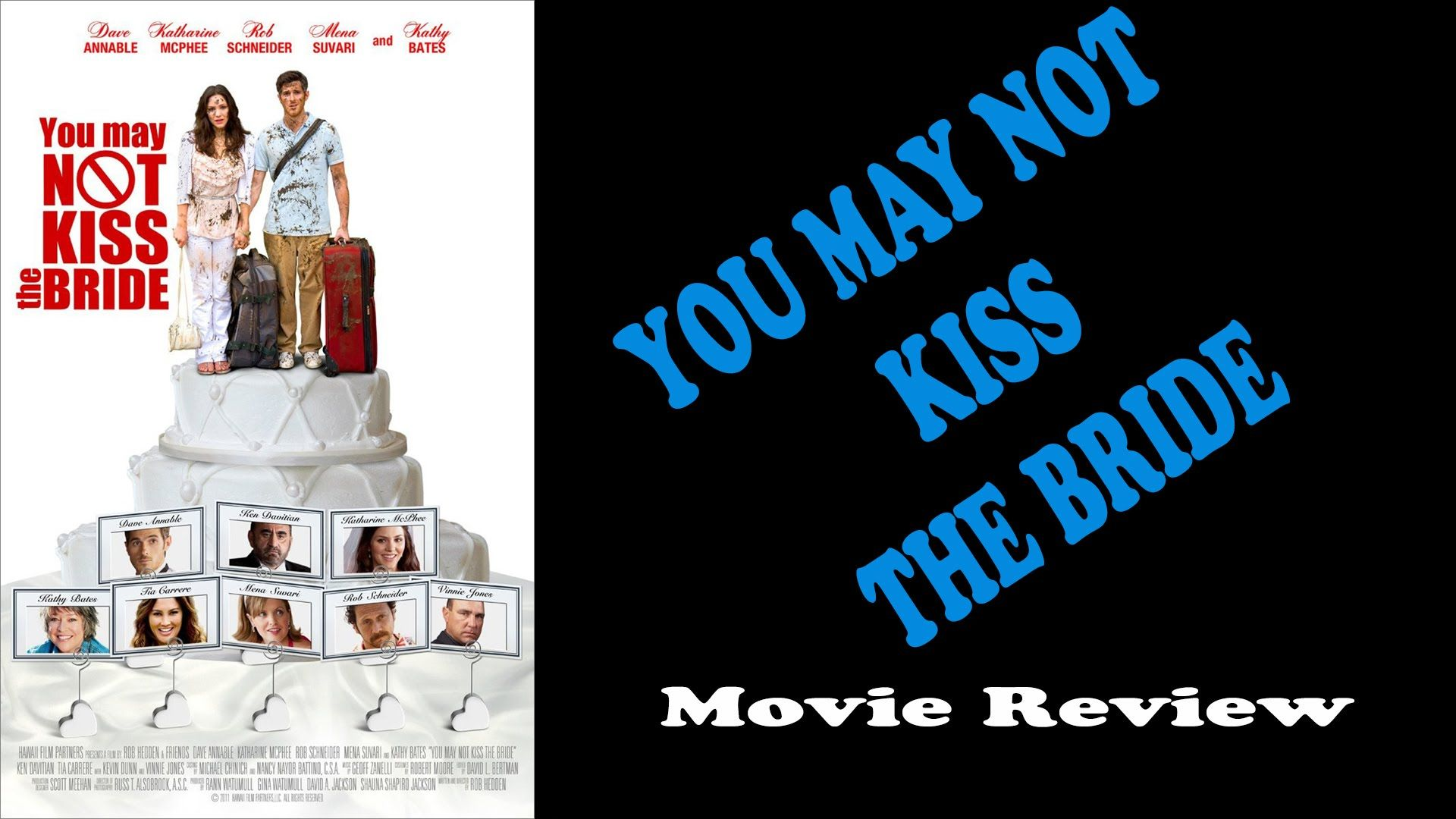 You May Not Kiss The Bride - Movie Review