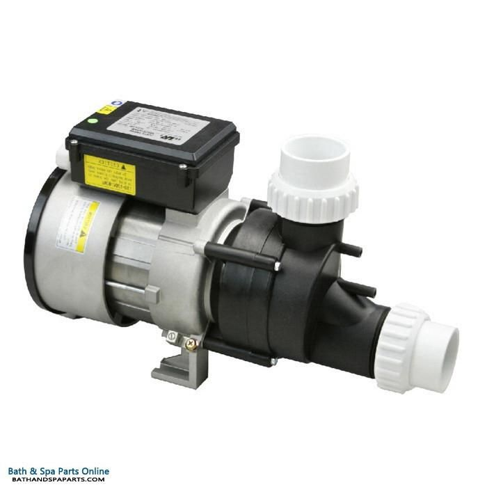 Balboa 75 Hp Wow Bath Pump 115v 1 Speed 5 5 Amps Air