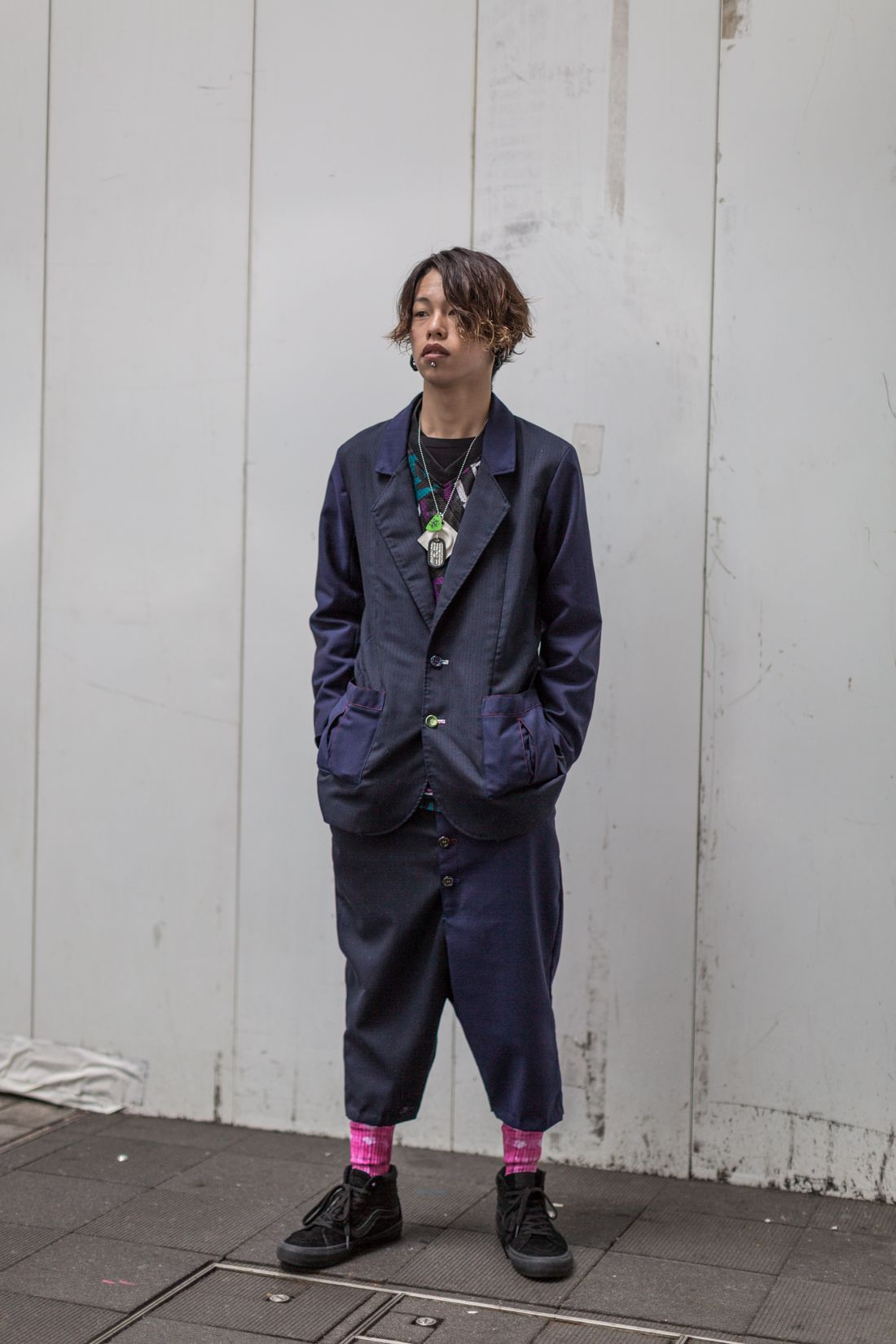 Fashion japan week day 4 rare photo