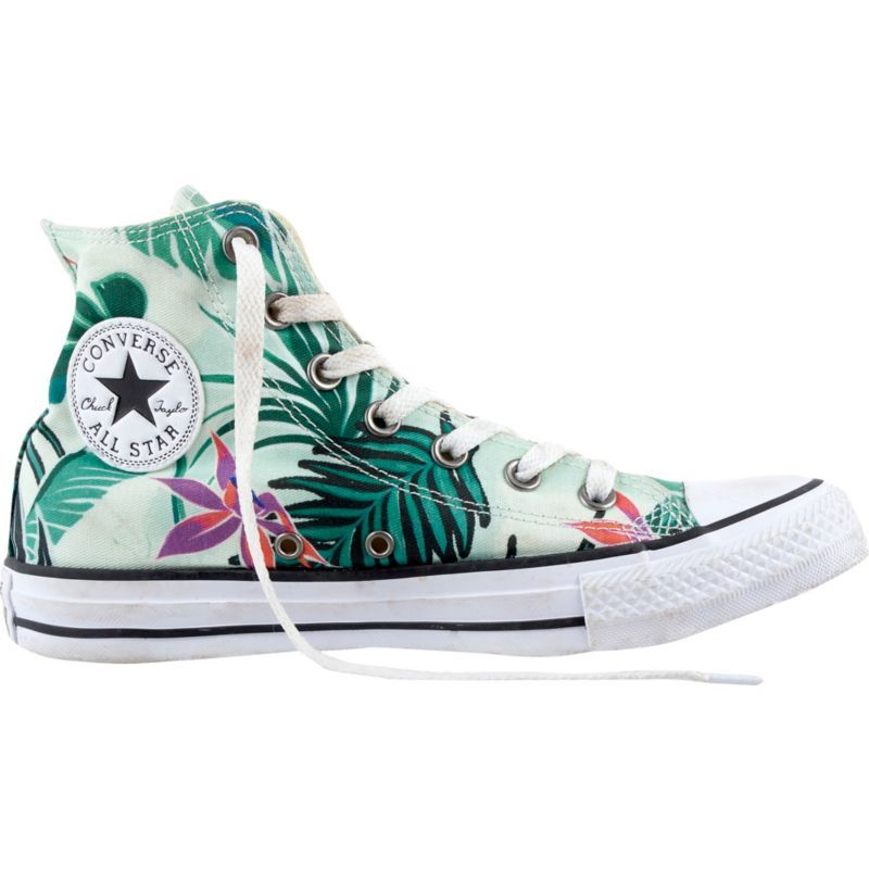 High Discount Converse Chuck Taylor All Star Rose Tattoo