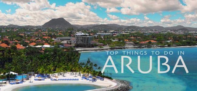 Top 10 Things To Do In Aruba