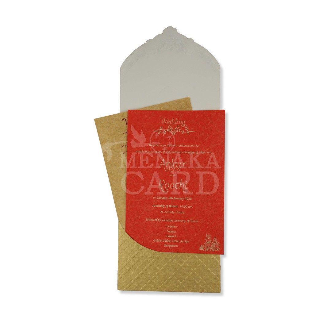 Hindu Wedding Cards Online India | Wedding Invitations | Hindu ...