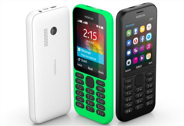 Nokia 105 (2015) Dual SIM price, specifications, features, comparison