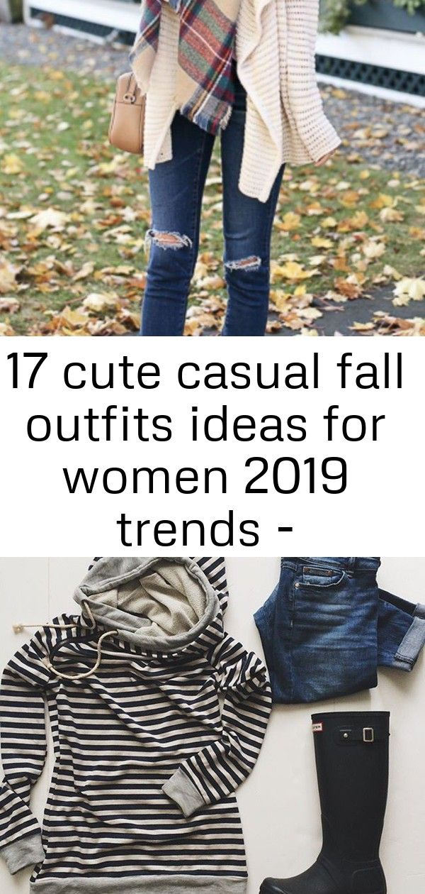 17 cute casual fall outfits ideas for women 2019 trends - classystylee 13 #falloutfitsschool2019