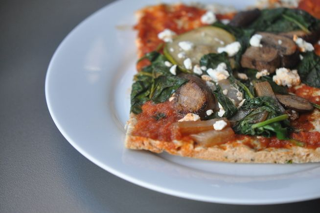 Meat-za Pizza