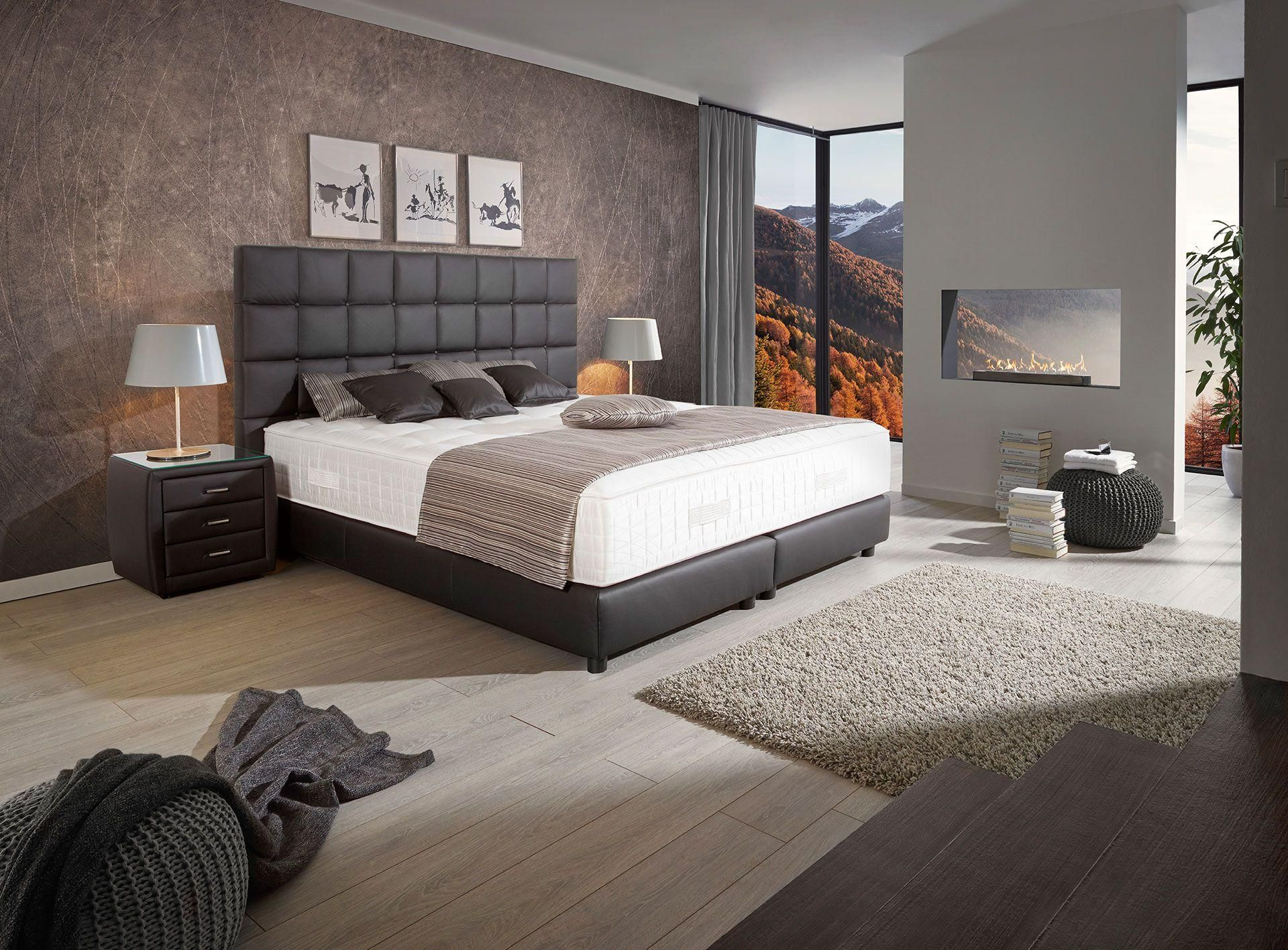 Nice Schlafzimmer Ideen Boxspringbett That You Must Know You Re