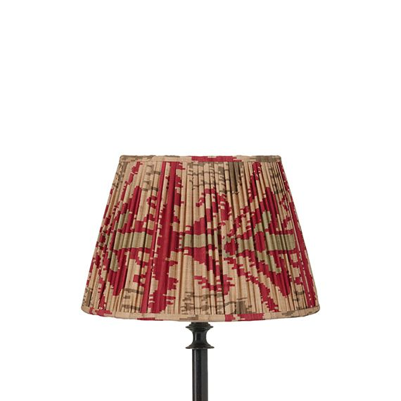 30cm Pleated Madura Silk Empire Lampshade Lamp Shades Lamp