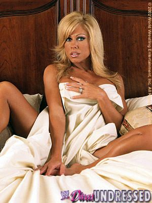 Divas Undressed (2003 Divas Shoot) Terri Runnels   House of the ...