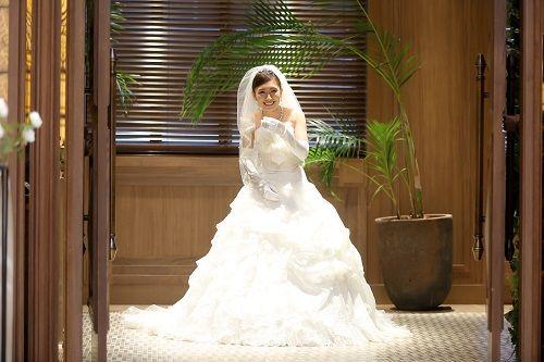 サプライズ結婚式