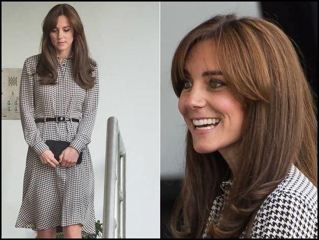 Neuer Look Kate Middleton Hat Eine Neue Frisur Beliebte Frisuren