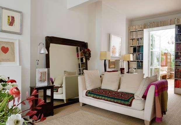 Fotos para decorar espacios peque os en casa apartamentos peque espacio pinterest - Decoracion de espacios pequenos ...