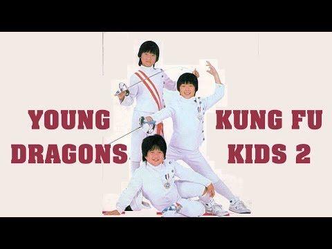 Wu Tang Collection Young Dragons Kung Fu Kids Pt 2