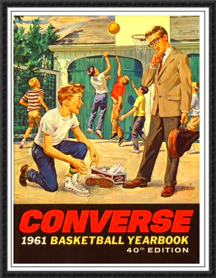 converse ad old school my converse pinterest. Black Bedroom Furniture Sets. Home Design Ideas