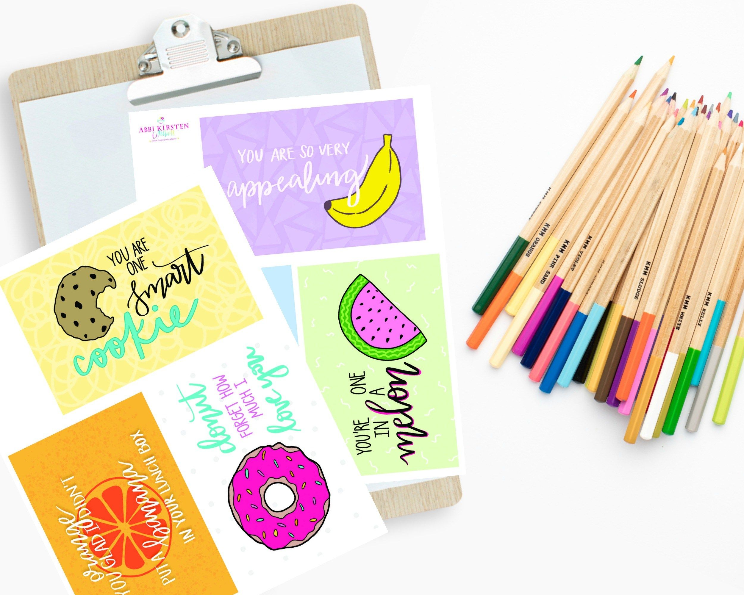 006 FREE Printable School Lunchbox Notes The Best Tutorials