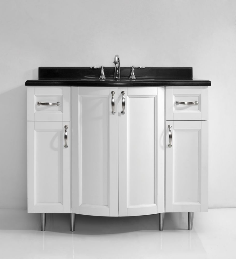 42 Inch Grove Vanity | Kitchen cabinets home depot, Home ...
