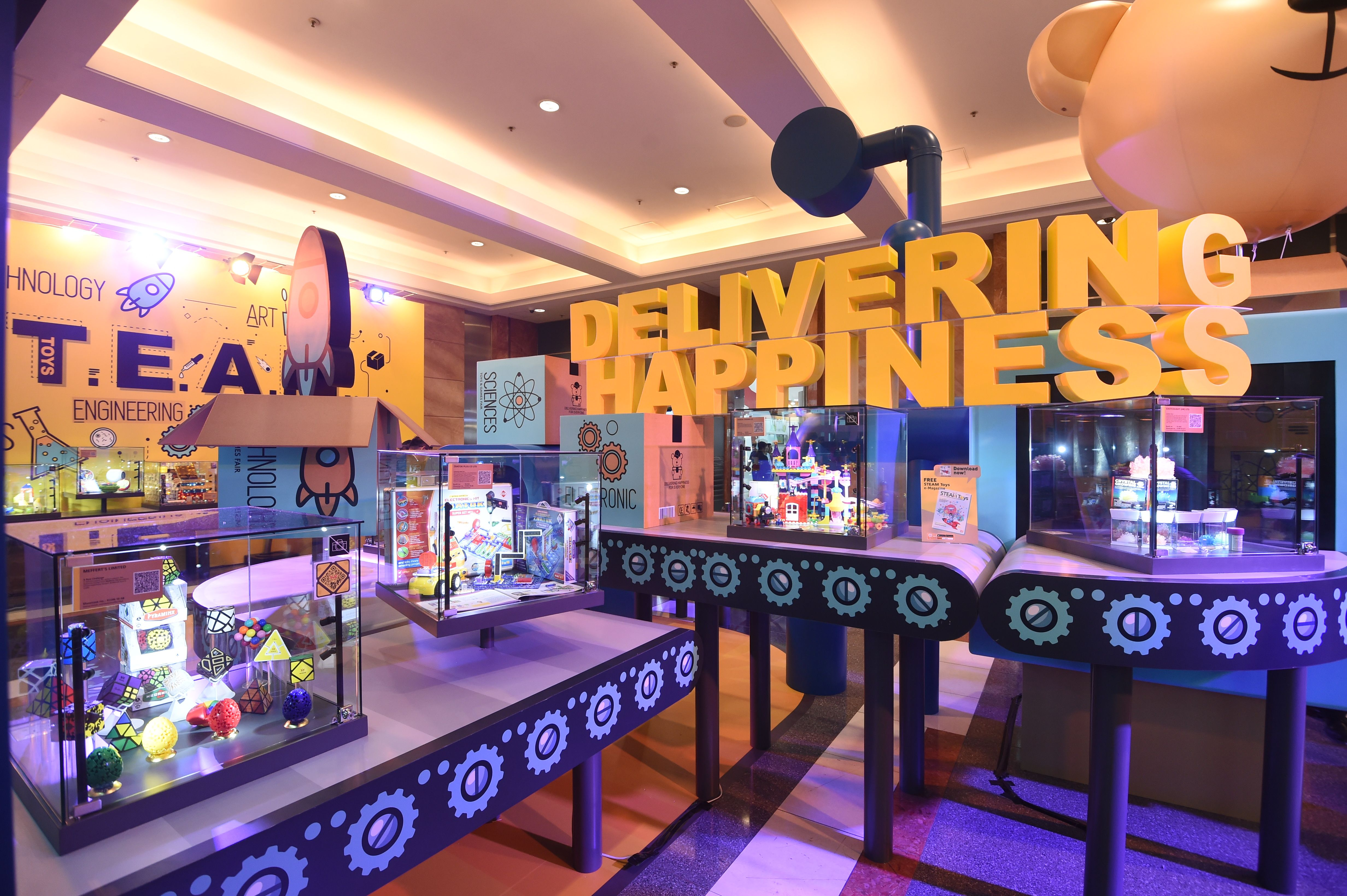 Hong Kong Toys Fair The Serious Business Of Fun The