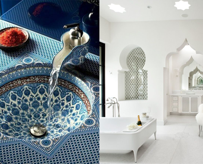 Beau INSPIRATION: MOROCCAN BATHROOMS