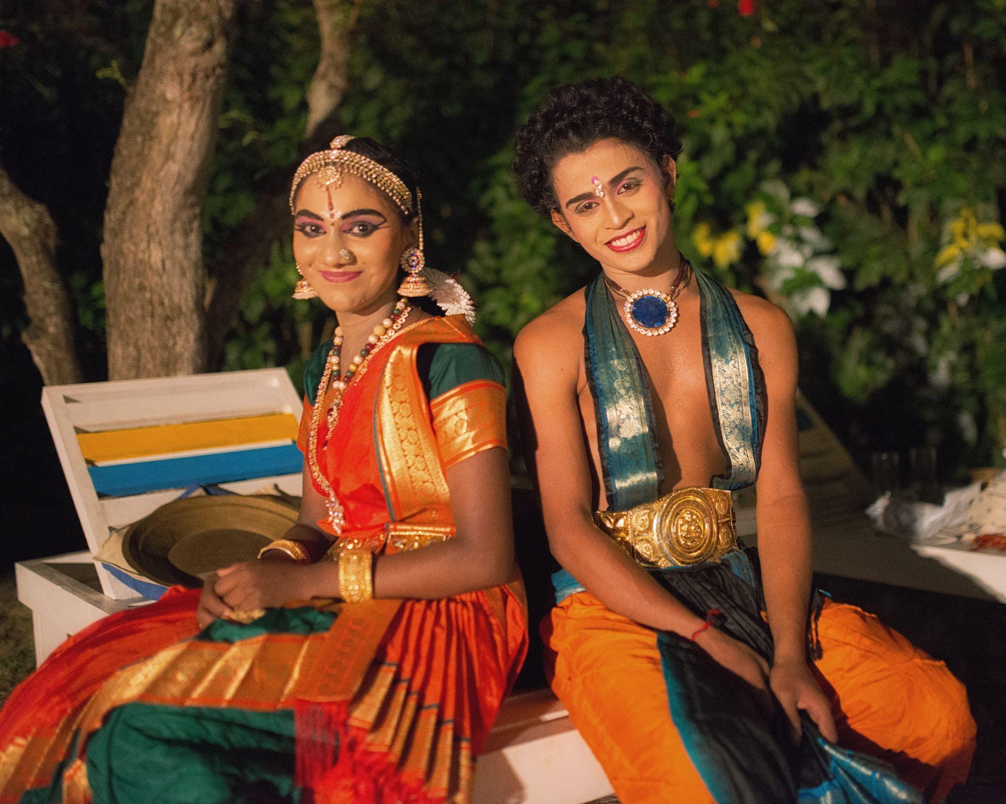 https://flic.kr/p/kPbnxZ | Kerala folk dancers, Kovalam, Kerala, India