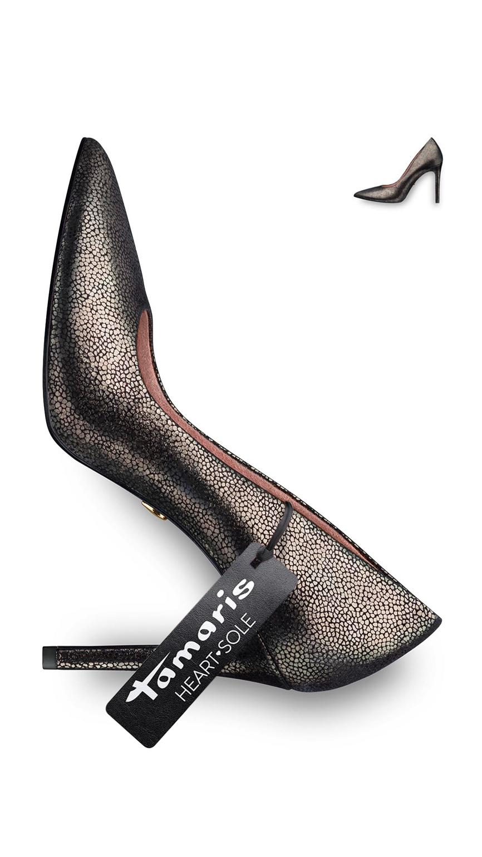 Leder High Heel Hochhackige Schuhe Leder Und Mode