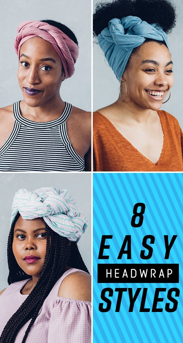 8 Head Wrap Cheat Sheets If You Don
