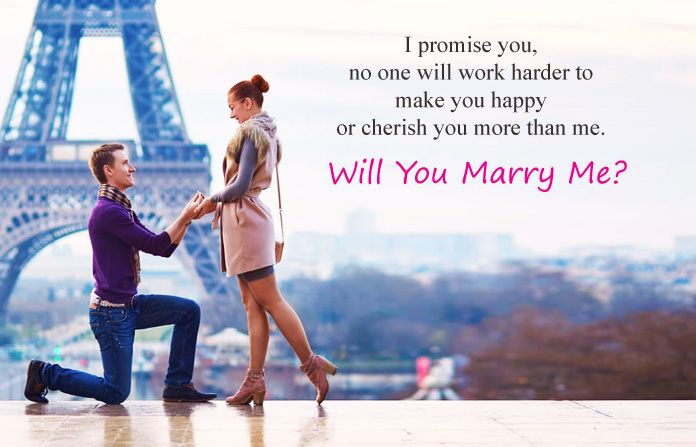 Romantic Marriage Proposal Lines Quotes Sayings With Will You