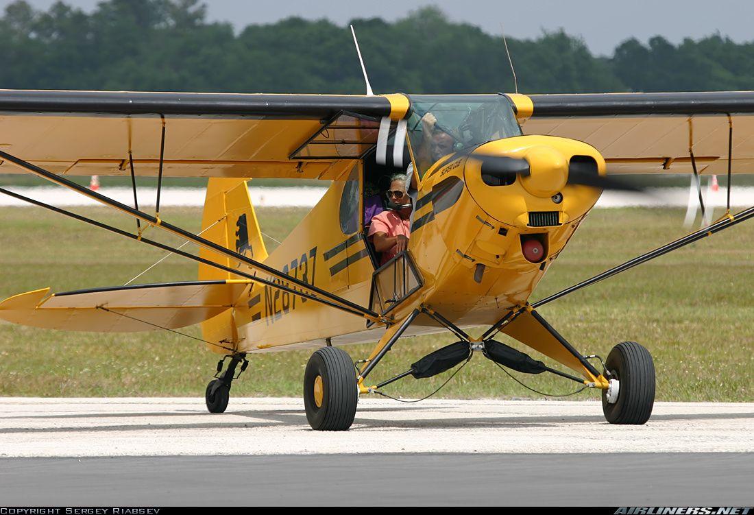 Super Cub J3 Cub, Piper Aircraft,
