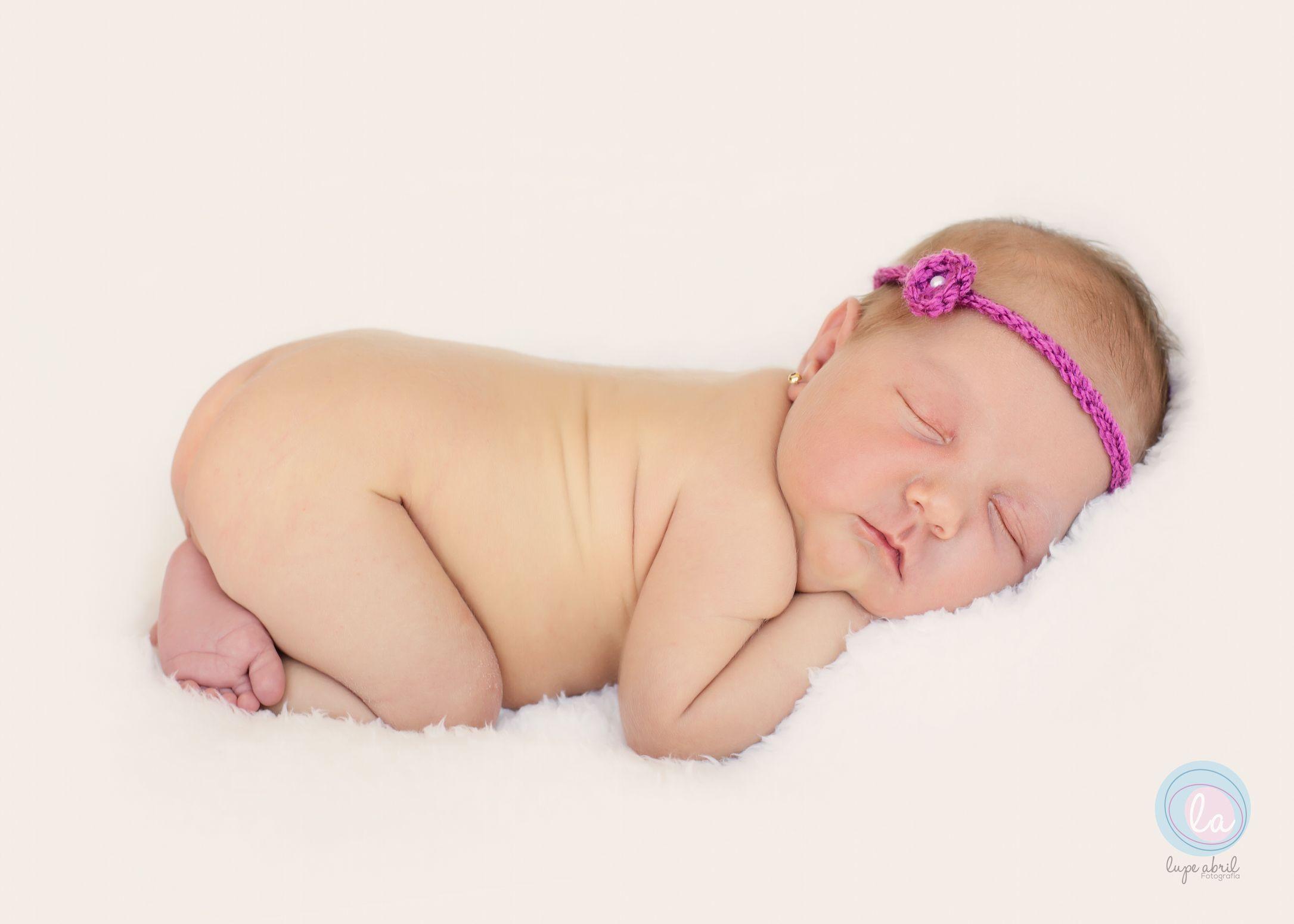 Sweet little baby!