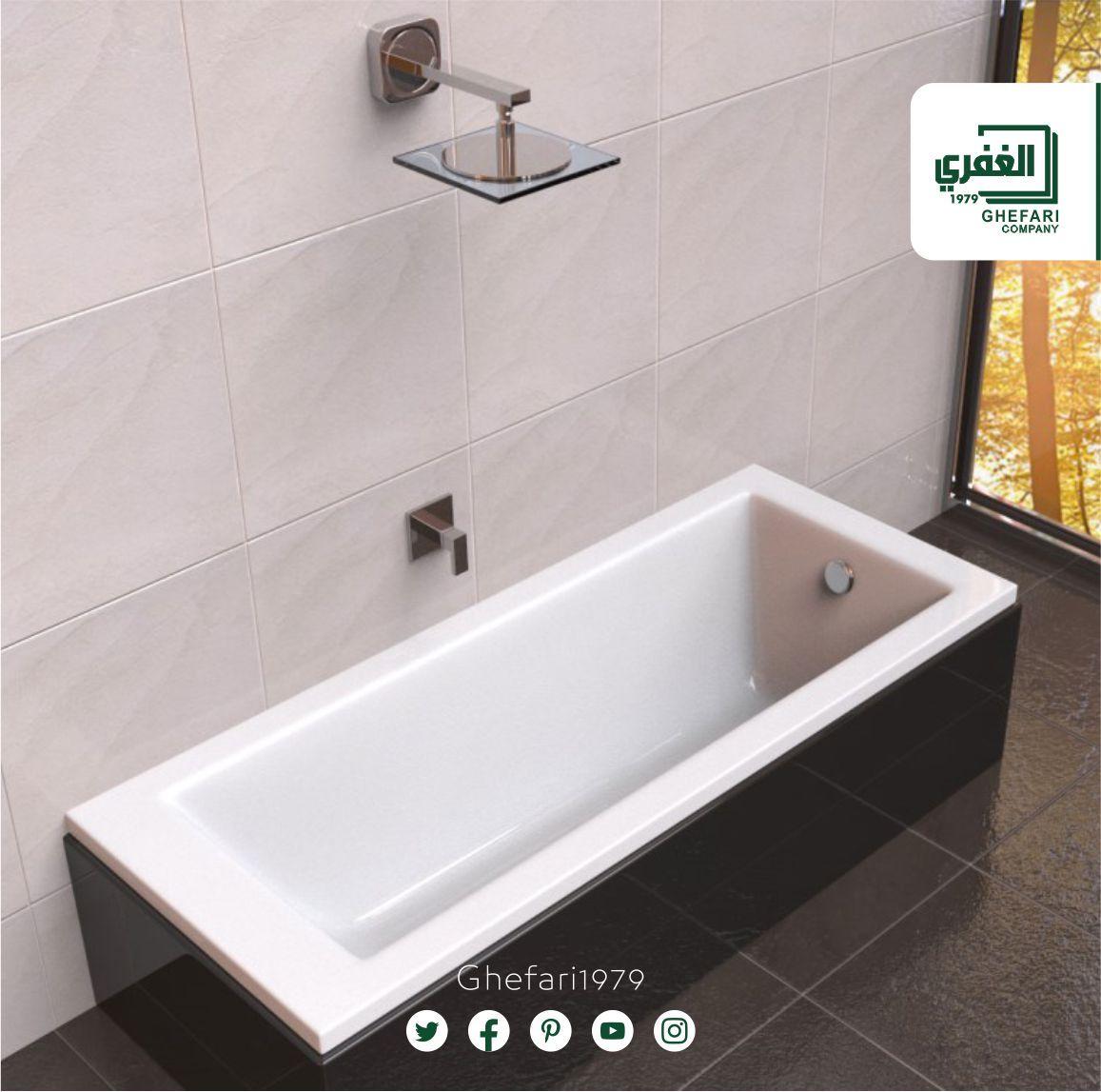 بانيو 160x70 تركي بانيو 180x80 تركي للمزيد زورونا على موقع الشركة Www Ghefari Com الرقم المجاني 1700 25 26 27 ا Bathroom Closet Designs Bathroom Vanity