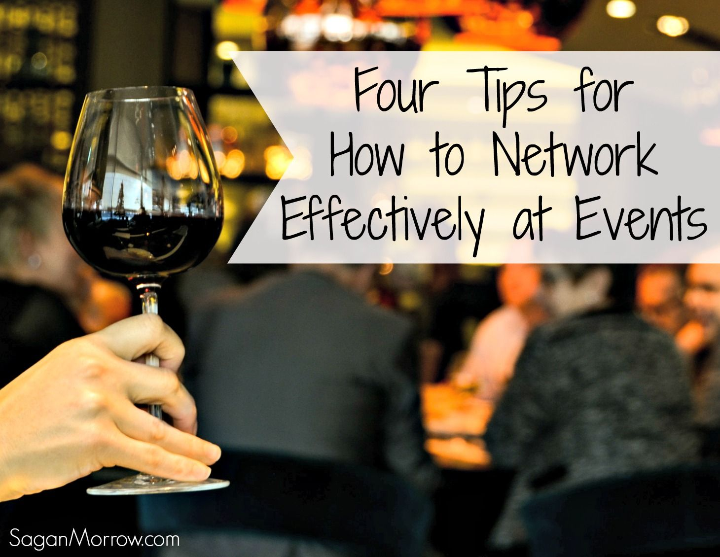 Why you should always leave people wanting something more at events