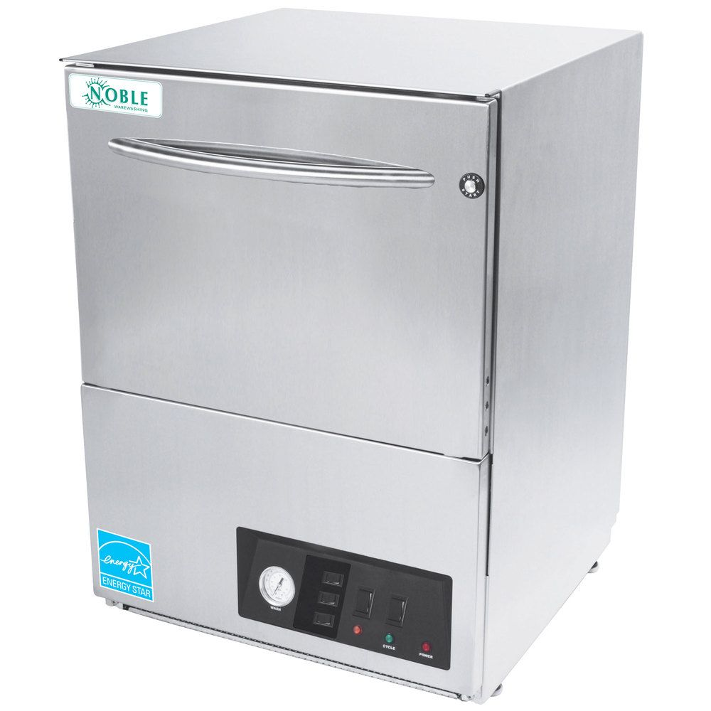 Noble UL30E Low Temperature Undercounter Dishwasher UNDER