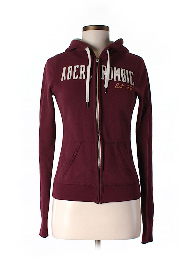 Check it out - Abercrombie & Fitch Zip Up Hoodie for $16.49 at thredUP! Love it? Use this link for $20 off. New customers only.