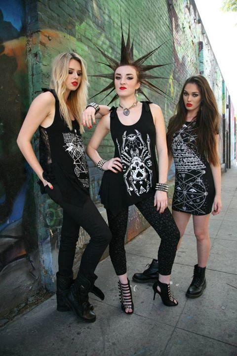 Womens alternative clothing | Gothic Dresses uk in 2019