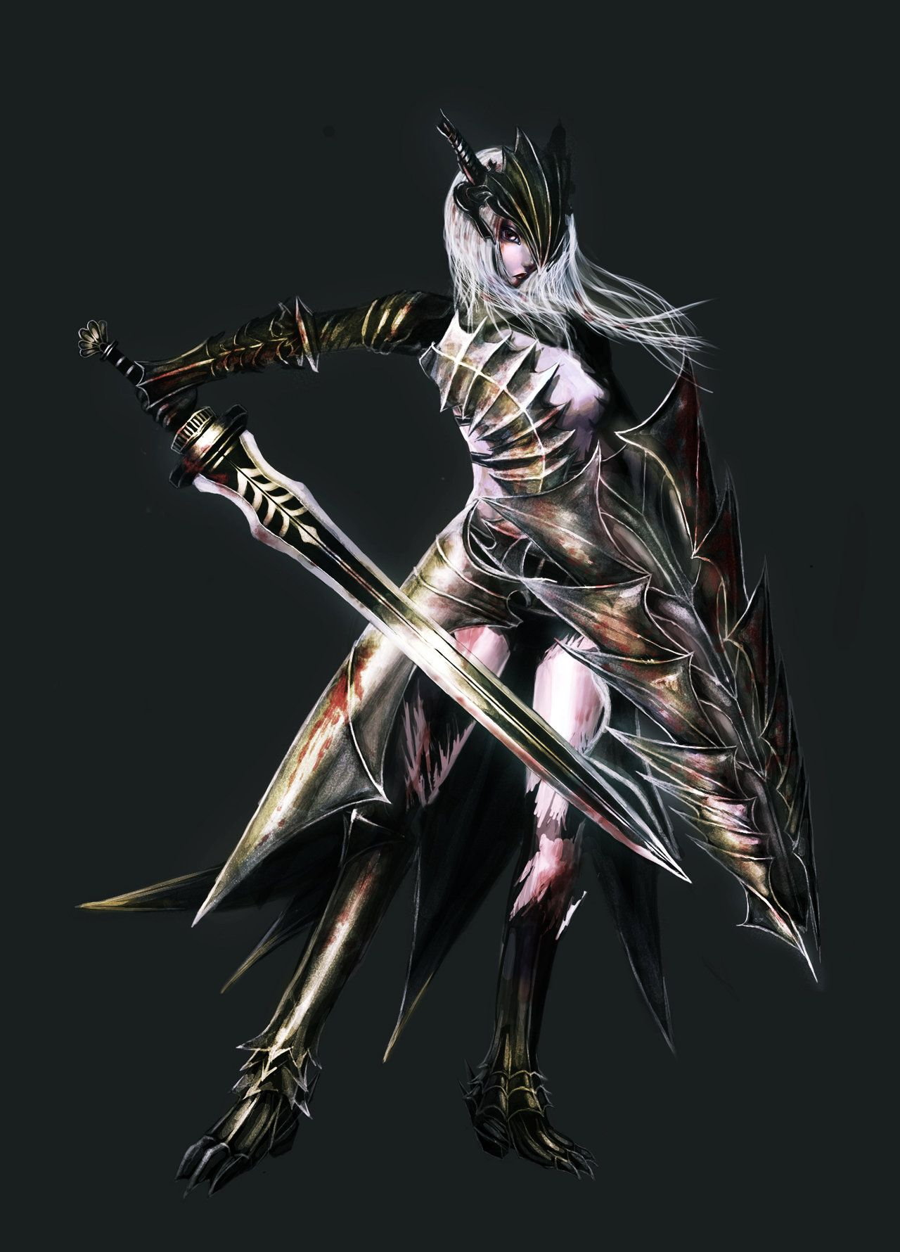 Vindictus Fiona Everlasting Set By Dcokhaos On Deviantart Concept Art Characters Female Skeleton Character Art It's time to take part in this ultimate fight between the two games. deviantart concept art characters
