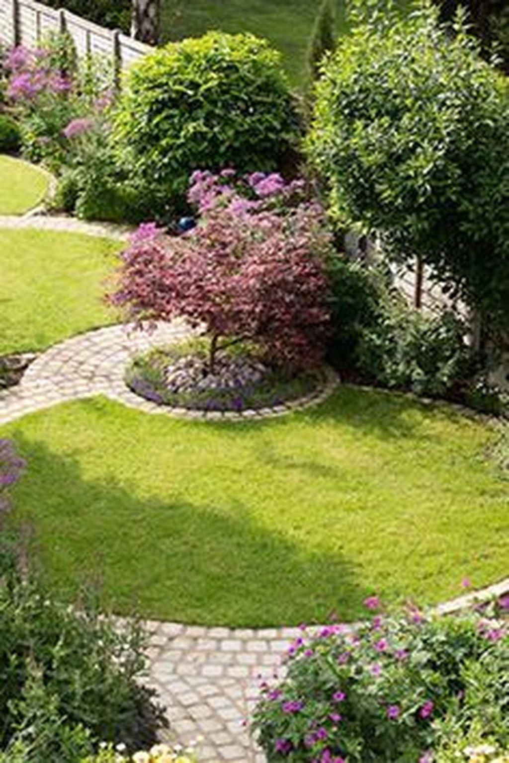 Adorable 47 Lovely Small Courtyard Garden Design Ideas For ...